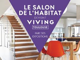 H tel proche du salon de l 39 habitat viving toulouse for Salon habitat toulouse