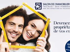 H tel proche du salon de l 39 immobilier toulouse for Salon immobilier toulouse