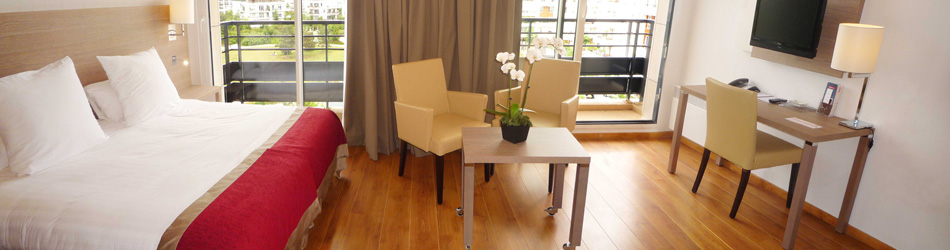 Location and Directions, Residhome Monceau Residence in BOIS COLOMBES