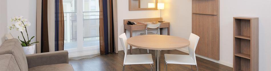 ROISSY EN FRANCE - Appart Hotel Roissy Village
