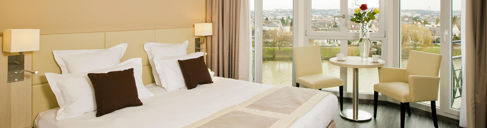 R sidence h teli re neuilly bords de marne h tel for Appart hotel rosas