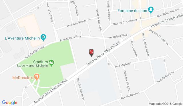 Appart Hotel Clermont Ferrand Avenue De La Republique