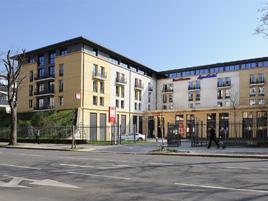 Hotel Metz Ville