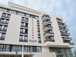 Hotel type residence monceau hotel in bois colombes for Residence appart hotel paris