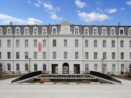 Hotel Type Residence Caserne De Bonne Hotel In Grenoble