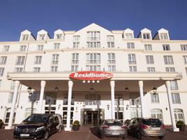 R sidence h teli re roissy park h tel roissy en france for Residence appart hotel paris