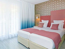 Hotel type residence nice promenade hotel in nice for Appart hotel rosas